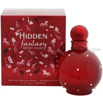 Perfume Britney Spears- Hidden Fantasy 100 Ml