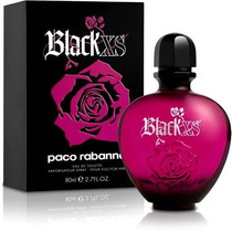 Paco Rabanne Black Xs Feminino Decant Amostra 5ml Original