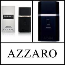 Perfume Masculino Azzaro Silver Black Original 100ml Lacrado