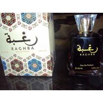 Perfume Árabe Raghba 100ml Original De Dubai