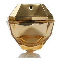 Lady Million Absolutely Gold 80ml Pure Perfume Tester Edp