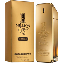 Perfume 1 Million Paco Rabanne Edt Masculino 50 Ml