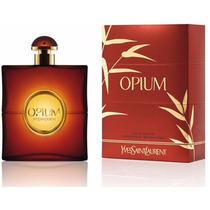 Perfume Opium Yves Saint Laurent Feminino Edt 90ml Original