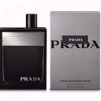 Perfume Prada Amber Pour Homme Intense Prada Edp 100ml Novo