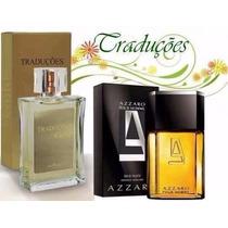 Perfume Azzaro Hinode Tradução Gold N°01 100ml