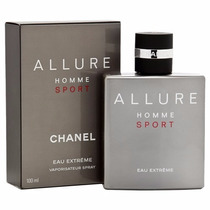Chanel Allure Homme Sport Eau Extreme Masculino 100ml