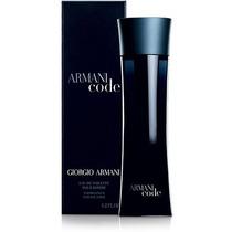 Giorgio Armani Code Edt Masculino - 125ml