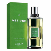 Perfume Vetiver 100ml Guerlain Paris Made In France Original