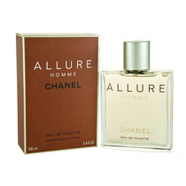 Perfume Allure Homme Chanel Masculino Edt 50ml Original