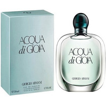 Perfume Acqua Di Gioia Eau De Parfum Feminino - Armani 100ml