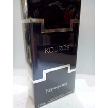 Perfume Kouros Yves Saint Laurent Masculino Original Import