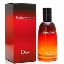Perfume Dior Fahrenheit 200 Ml Gigante Original E Lacrado!