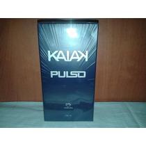 Kaiak Pulso - Desodorante Colônia Masculino + Brinde