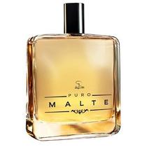 Jequiti Puro Malte Desodorante Colônia Masculino - 100ml