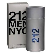 Perfume Importado Original 212 Men Nyc 100ml Masculino.