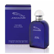 Perfume Jaguar Evolution For Men 100ml Edt - Original