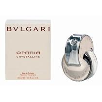 Perfume Bvlgari Omnia Crystalline 65ml Bulgari Feminino Edt.