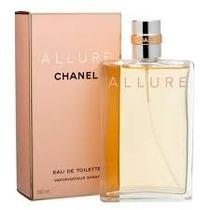 Allurre Chanel Feminino Eau De Toilette 100ml - Original