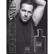Perfume Importado Handsome Black - 100 Ml