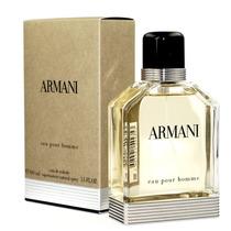 Perfume Masculino Armani Eau Pour Homme Eau De Toilette100ml