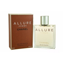 Perfume Chanel Allure Homme Masculino 100 Ml Edt Original