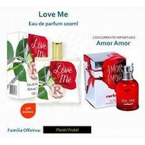 Bortoletto Love Me (amor Amor - Cacharel) 100ml