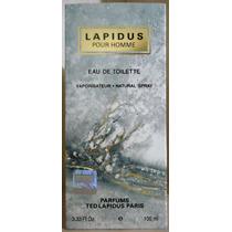 Ted Lapidus Pour Homme Masculino 100ml Importado