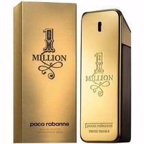 Perfume Paco Rabanne 1million Original Masculino - Edt. 50ml
