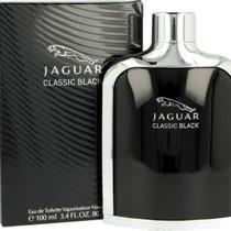 Jaguar Classic Black Masculino Eau De Toilette 100 Ml