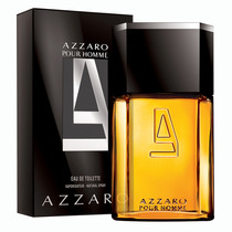 Perfume Azzaro Pour Homme Masculino Eau De Toilette 200ml