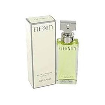 Perfume Eternity Ck 100ml Feminino 100% Original Lacrado