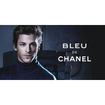 Perfume Bleu De Chanel Edp 100ml Original Na Caixa E Lacrado