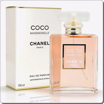 Perfume Chanel Coco Mademoiselle 100ml Edp Original