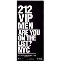 Perfume 212 Vip Masculino 50ml