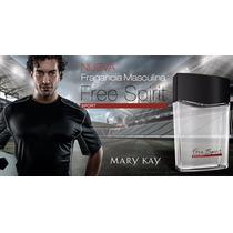 Free Spirit Mary Kay Deodorante Cologne For Men 100ml