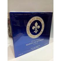 Perfume Bleu Royal Marina De Bourbon Princesse 100 Ml Import