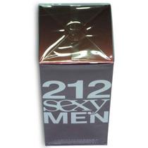 Perfume 212 Sexy Men 100ml Original, Lacrado.