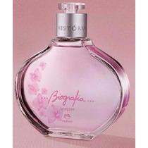 Perfume Biografia Inspire Feminino Natura 100ml Frete Gratis