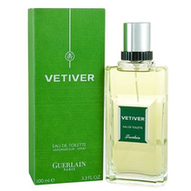 Vetiver Guerlain Masculino 100ml Edt Perfume Caixa Original