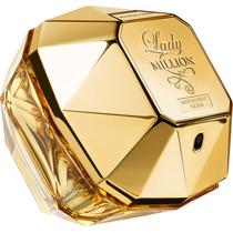 Perfume Lady Million Eau De Parfum Feminino 80ml Original