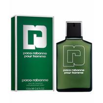 Paco Rabanne Pour Homme ( Verde ) 100ml Masculino | Original
