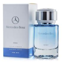 Perfume Mercedes Benz Sport Masculino Eua De Toilette 120ml