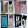 Atacado 5 Perfumes Importados Originais Lojista Lote Kit
