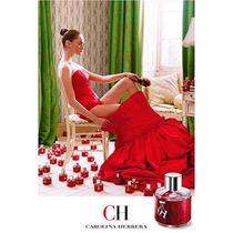 Perfume Feminino Ch Carolina Herrera 100ml - 100% Original