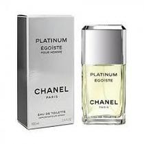Perfume Platinum Egoiste Chanel Masc. Eau De Toilette 100ml