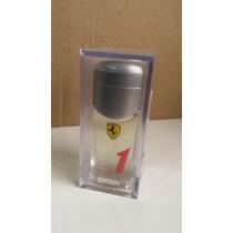 Perfume Ferrari One (1) - 30 Ml - Raro + De 95% Cheio