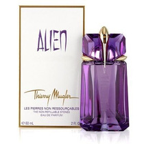 Perfume Alien Thierry Mugler Eau De Parfum 60ml Frete Grátis