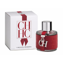 Perfume Carolina Herrera Ch 100ml Feminino - 100% Original
