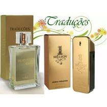 Perfume Tradução Gold One Million Hinode - Importado