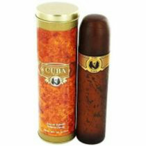 Perfume Cuba Gold Paris 100ml Original Lacrado